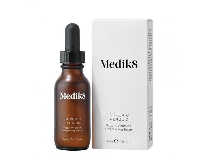 Medik8 SUPER C FERULIC Antioxidačné sérum s obsahom silného vitamínu C (30 ml)