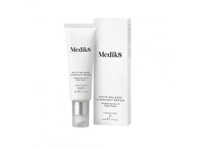 Medik8 White Balance Overnight Repair Nočný krém obrázok 1