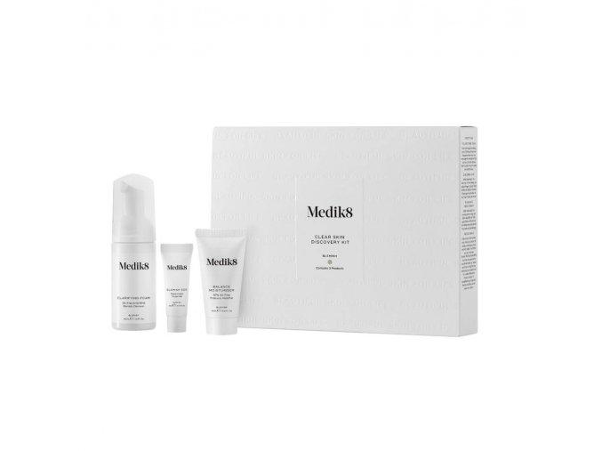 Medik8 Clear Skin Discovery Kit obr. 1