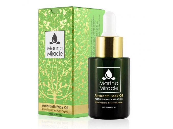 Marina Miracle - Pleťový Olej Amaranth Face Oil