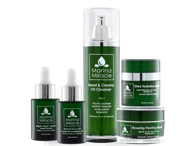 Marina Miracle - Veľké výhodné balenie kompletná starostlivosť