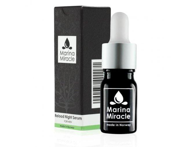 Marina Miracle - Nočné Sérum Pre Mužov Reload Night Serum