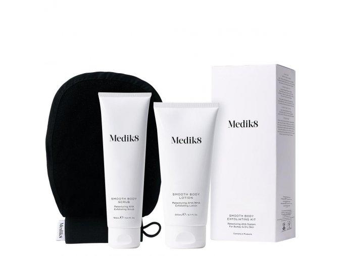 Medik8 Smooth Body Exfoliating Kit B