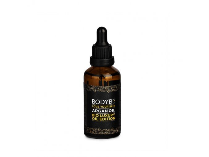 BODYBE – 100 % BIO Arganový olej lisovaný za studena – 50ml
