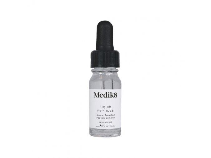 Medik8 LIQUID PEPTIDES Peptidový komplex cestovné balenie (8 ml)