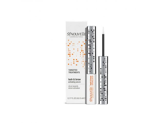 Synouvelle Cosmetics LASH & BROW ACTIVATING SERUM Sérum na riasy a obočie (5 ml)