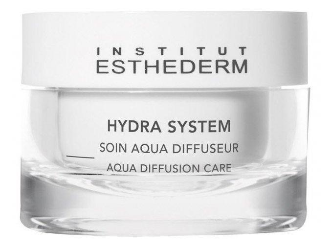 Institut Esthederm AQUA DIFFUSION CARE (50 ml) Hydratačný krém
