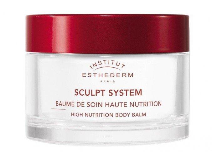 Institut Esthederm HIGH NUTRITION FIRMING BODY BALM (200 ml) Vysoko výživný spevňujúci telový balzam