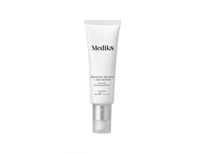 Medik8 BREAKOUT DEFENCE + AGE REPAIR (50 ml) Antioxidačný gél na problémy s pleťou