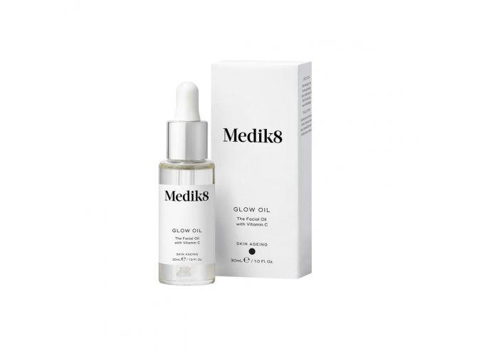 Medik8 GLOW OIL (30 ml) Hydratačný pleťový olej s vitamínom C
