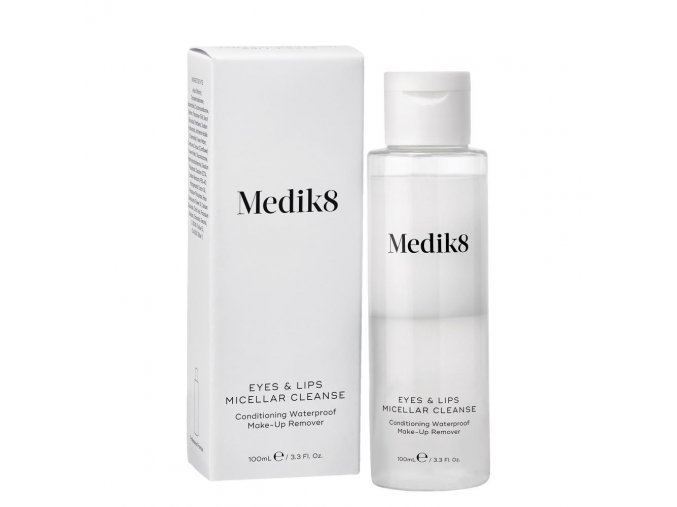 Medik8 Eyes and Lips Micellar Cleanse B