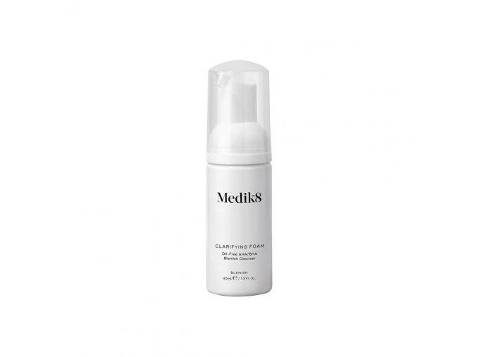 Medik8 CLARIFYING FOAM (40 ml) Čistiaca pena - cestovné balenie