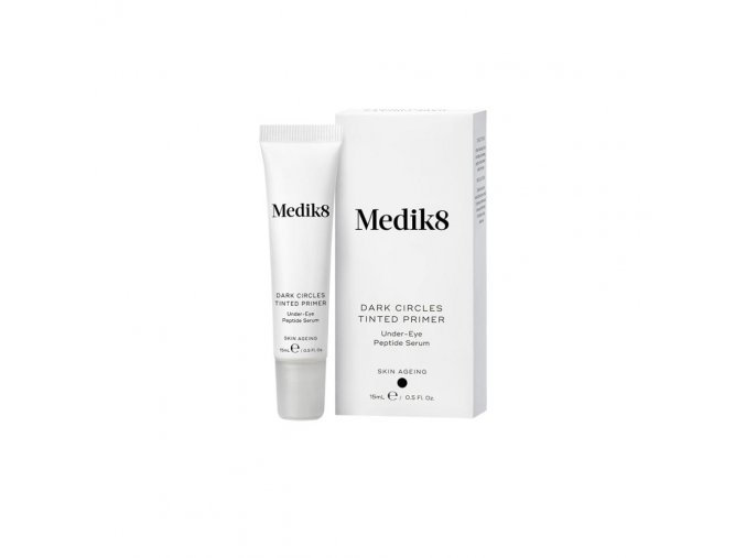 Medik8 DARK CIRCLES TINTED PRIMER (15 ml) Redukcia kruhov pod očami
