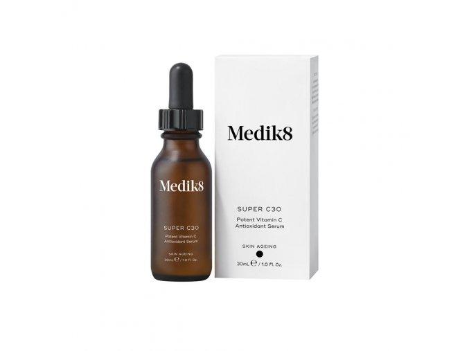 Medik8 SUPER C30 (30 ml) Sérum proti predčasnému starnutiu pleti