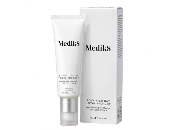 Medik8 ADVANCED DAY TOTAL PROTECT (50 ml) Revitalizačný denný krém - obrázok