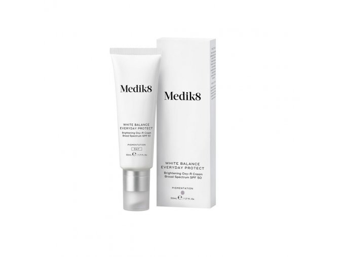 Medik8 WHITE BALANCE EVERYDAY PROTECT (50 ml) Denný krém