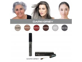 Eyebrow Filler Dark - grey - farba na obočie (tmavo šedá)