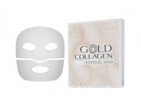 GOLD COLLAGEN HYDROGEL MASK Hydratačná pleťová maska 1