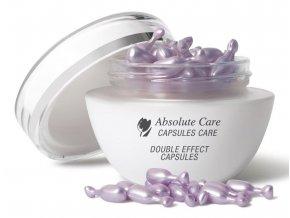 Absolute CARE™ DOUBLE EFFECT CAPSULES Kapsule s dvojitým účinkom (45ks) obrázok 1