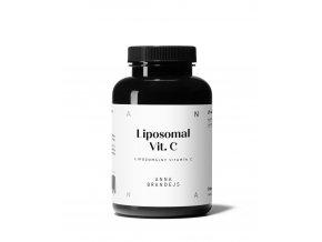 LIPOSOMAL Vit. C by Anna Brandejs Lipozomálny vitamín C na imunitu (60 toboliek)