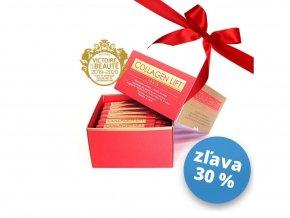 CLP0502 COLLAGEN LIFT™ PARIS PLUS+ Kolagénový výživový doplnok (28 x 10 ml)