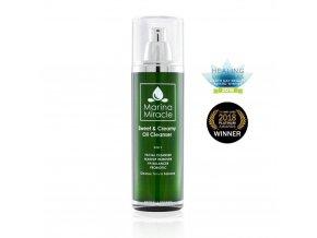 Marina Miracle - Čistiaci prostriedok Sweet & Creamy Oil Cleanser