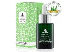 Marina Miracle - Pleťový Olej Herbal Face Oil