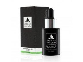 Marina Miracle - Pleťový Olej Pre Mužov Active Face Oil