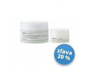 Endor Anti aging nutritive cream + Eye contour výhodný balíček