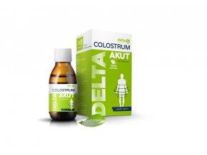 DELTA COLOSTRUM AKUT Natural 100% Tekuté 125 ml v1