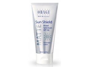 OBAGI Medical SUN SHIELD MATTE BROAD SPECTRUM SPF 50 (85 g) Denný ochranný krém