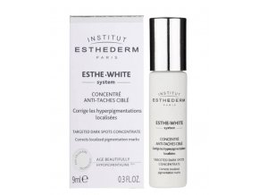 Institut Esthederm ESTHE WHITE TARGETED DARK SPOTS CONCENTRATE (9 ml) Koncentrát proti pigmentovým škvrnám - obrázok 2