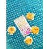 BODYBE Scrub – Kávový peeling s jemným trblietavým efektom Pina Colada – 100g 3