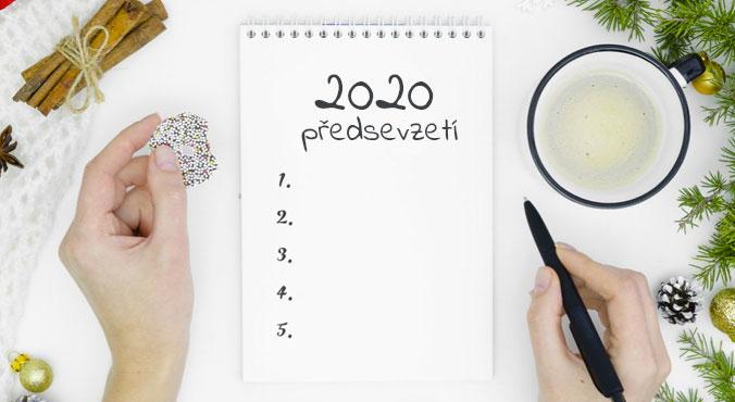 Novoroční předsevzetí, která nám i našemu okolí zlepší život