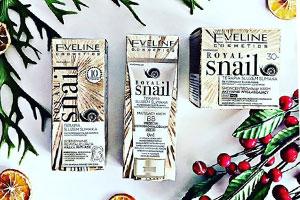 Hlemýždí sliz v pleťové kosmetice Royal snail Eveline cosmetics