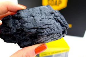Blahodárné účinky černého uhlí pro naši pokožku