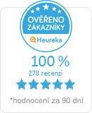 Ověřeno zákazníky EVELIO.cz