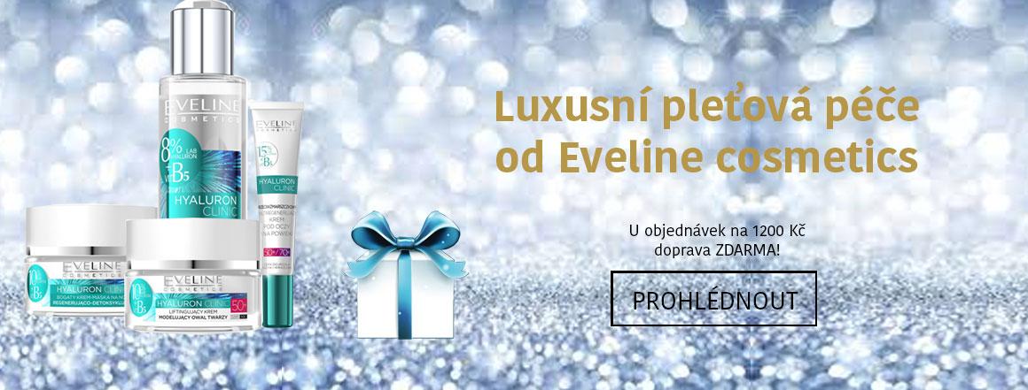 Pleťová kosmetika Eveline cosmetics Hyaluron Clinic