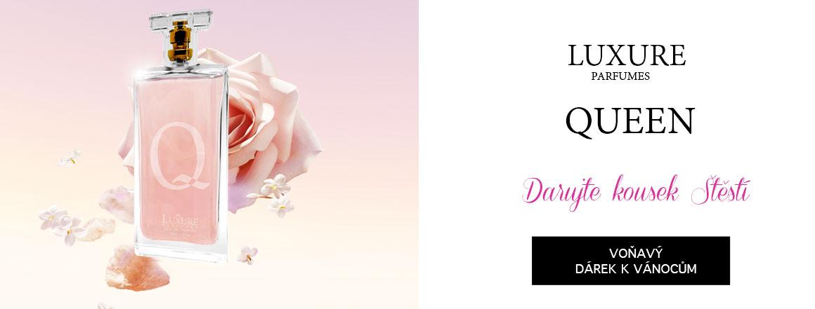 Luxure parfumes QUEEN parfémpvaná voda pro ženy | evelio.cz