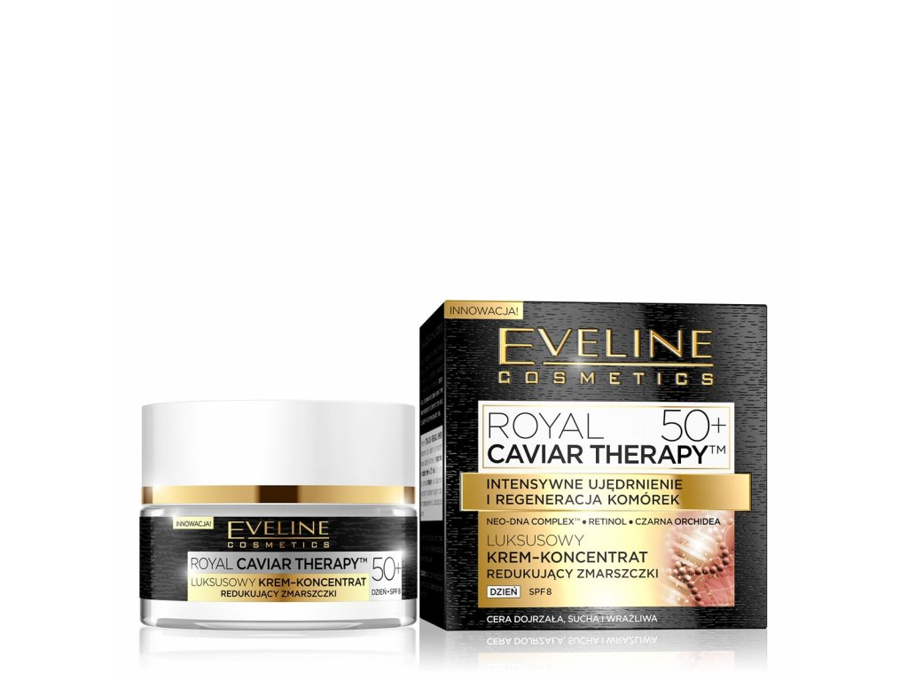 Eveline krém Royal caviar