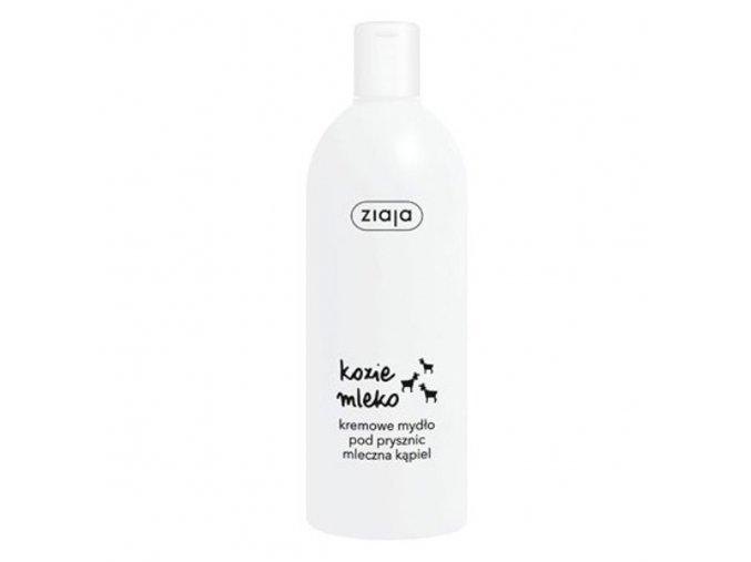 Ziaja Kozí mléko sprchové tělové mýdlo 500 ml | evelio.cz