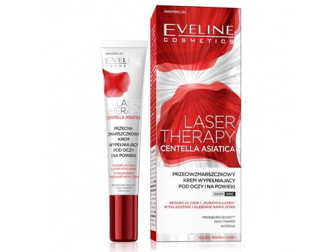 Eveline comsetics Laser Therapy Oční krém, protivráskový oční krém | evelio.cz