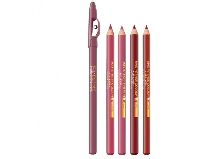 Eveline cosmetics Max intense colour