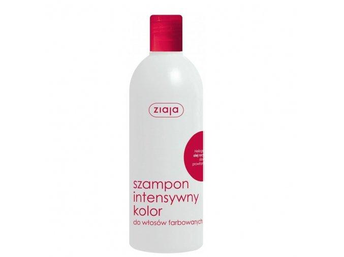 Ziaja šampon na barvené vlasy| evelio.cz