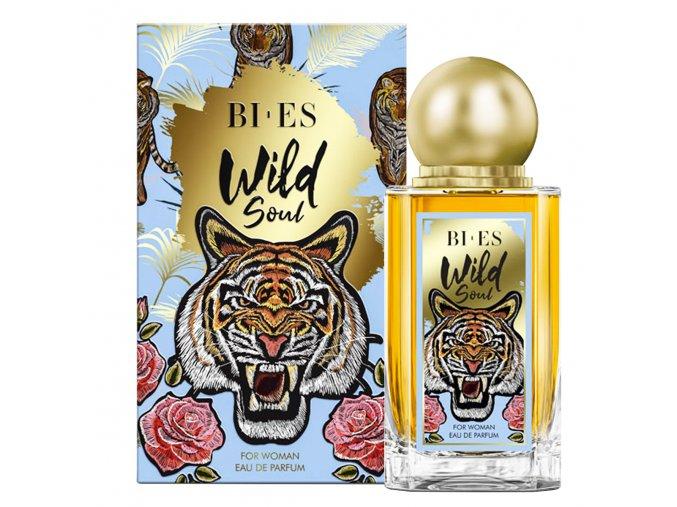 Bi-es Wild Soul, dámská vůně | evelio.cz
