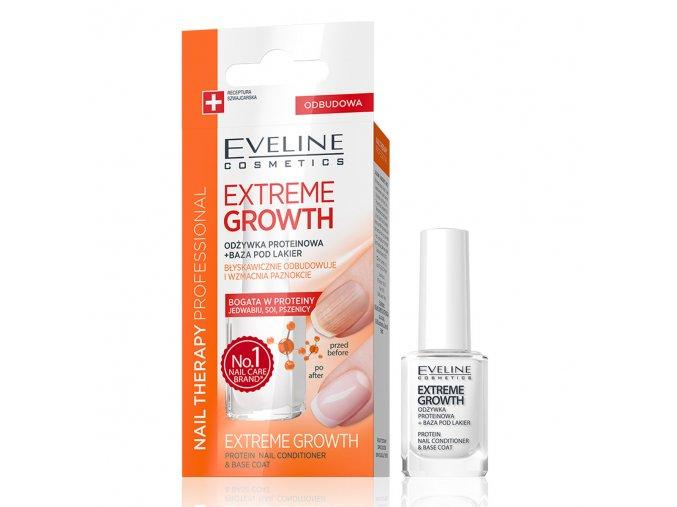 Eveline cosmetics Nail Therapy Nehtový kondicioner s proteinem | evelio.cz