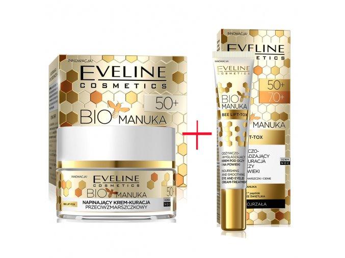 Eveline cosmetics Bio Manuka sada 50+ 2