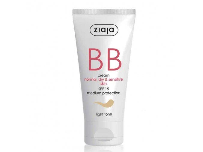 Ziaja BB cream Light | evelio.cz