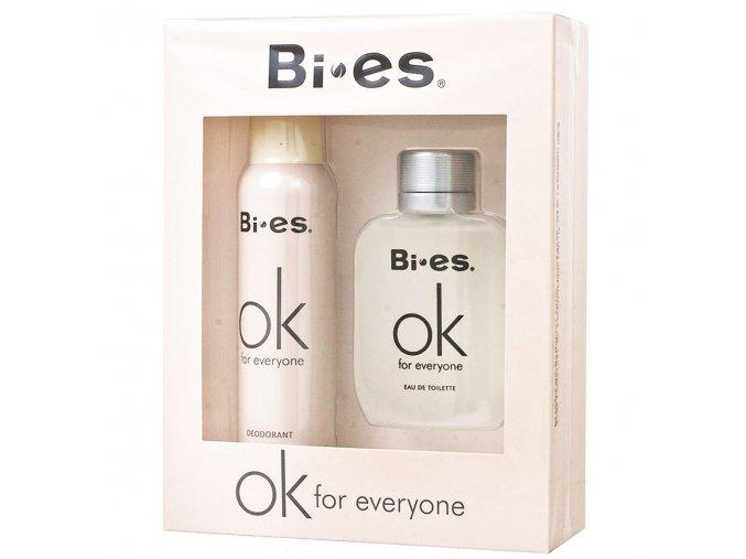 Bi-es OK for everyone dárkové balení   evelio.cz