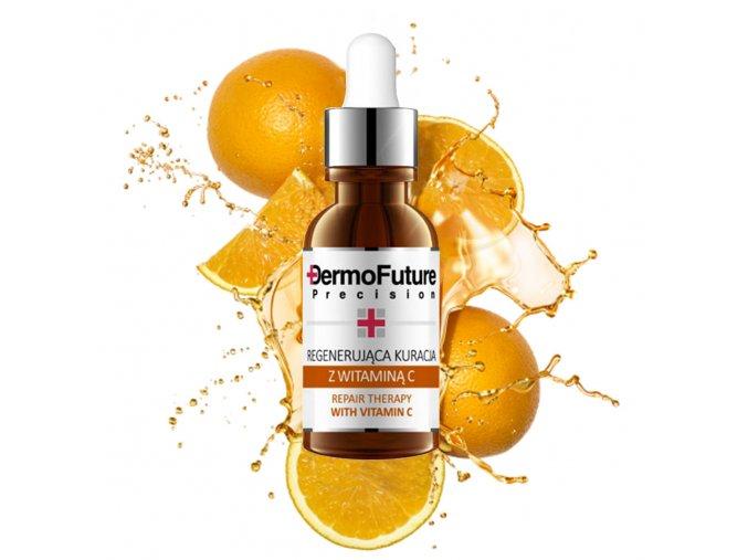 DermoFuture Regenerační kůra s vitamínem C